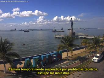 Webcam Ciudad del Carmen