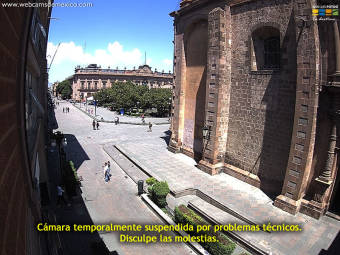 Webcam San Luis Potosí
