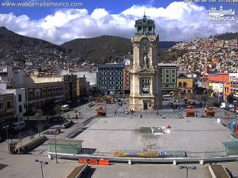 Webcam Pachuca de Soto