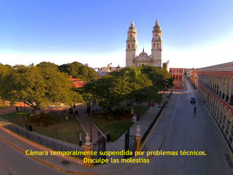 Webcam Campeche