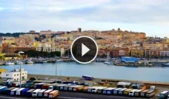 Webcam Cagliari (Sardinia)