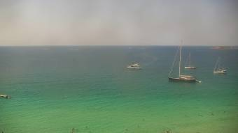 Webcam Cala Romantica (Majorca)