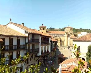 Webcam Santillana del Mar