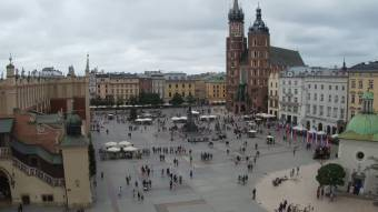 Webcam Krakow