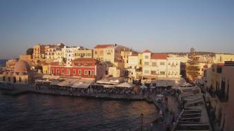 Webcam Chania (Crete)
