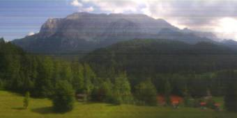 Webcam Elmau