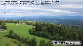 Webcam Hohenpeißenberg