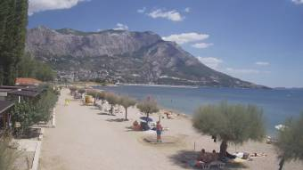 Webcam Omiš