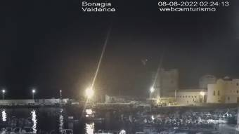 Webcam Tonnara di Bonagia