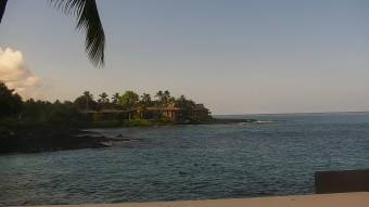 Webcam Kahalu'u, Hawaii