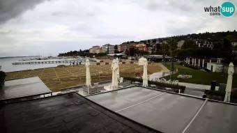 Webcam Portorož