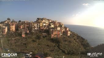 Webcam Corniglia (Cinque Terre)
