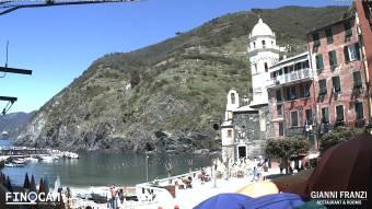 Webcam Vernazza (Cinque Terre)