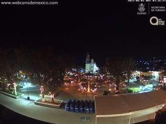 Webcam Cadereyta de Montes