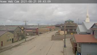 Webcam Nome, Alaska