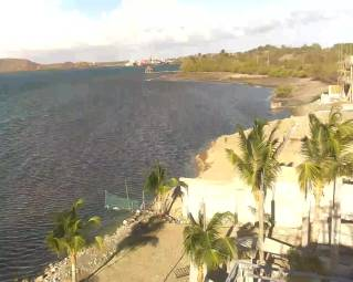 Webcam Las Calderas Bay