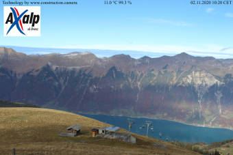 Webcam Axalp