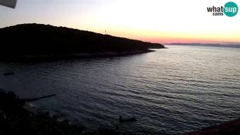 Webcam Postira (Brač)