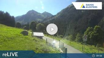 Webcam Klosters
