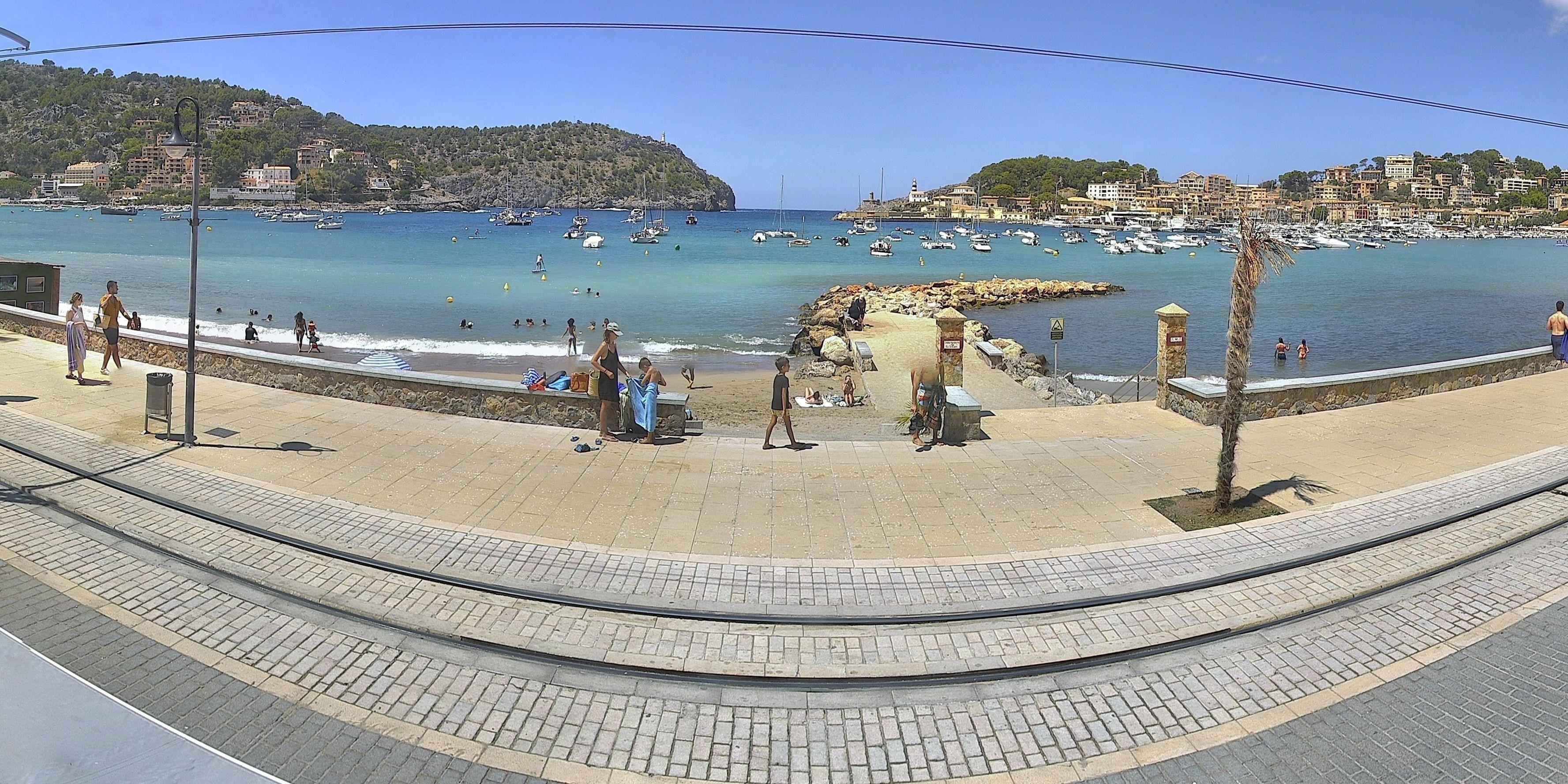 Live Webcam Port Soller