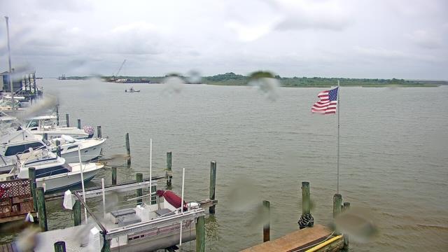 O Connor Gmc >> Webcam Port O'Connor, Texas: Matagorda Bay Pilot Station