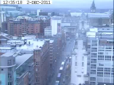 Webcam Manchester: Oxford Road