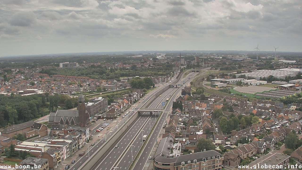 Wetter Boom Belgien