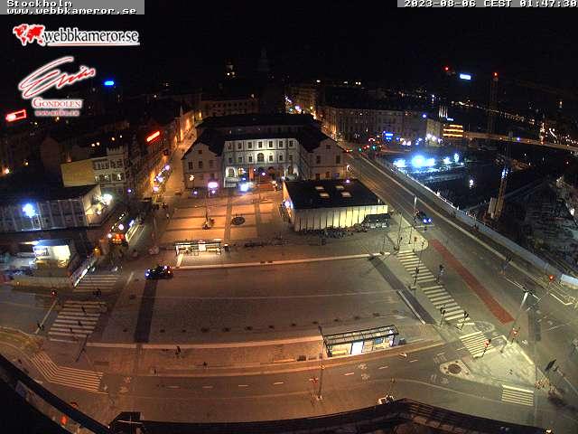 Swedish live cam