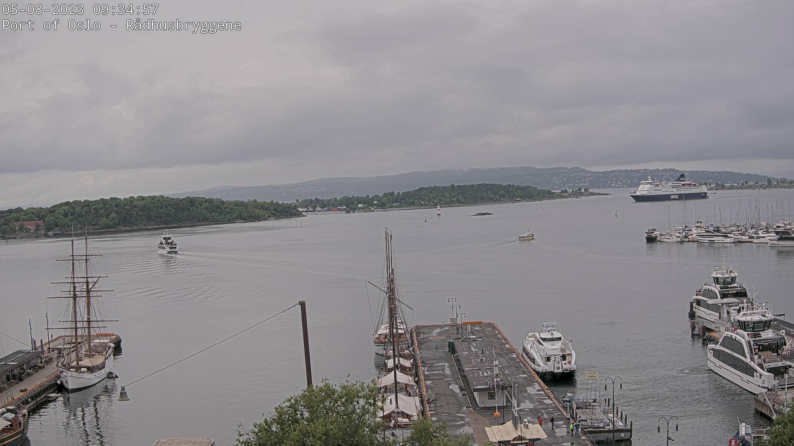 Karl webkamera johan sentrum oslo Hotell i