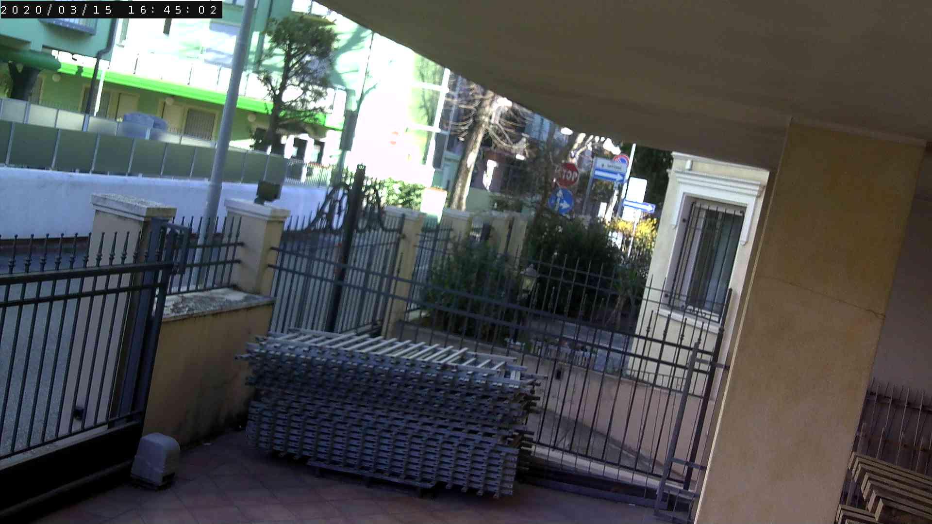 Webcam Milano Marittima: Beachview