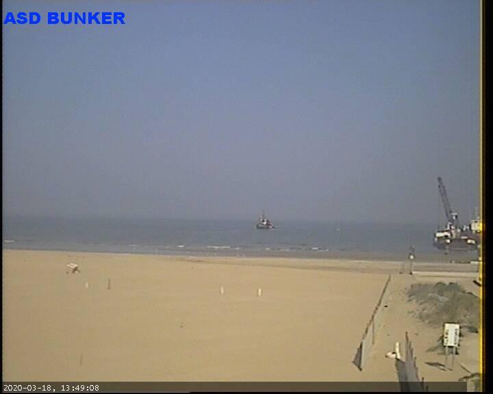 Rimini: blick auf den strand webcam galore