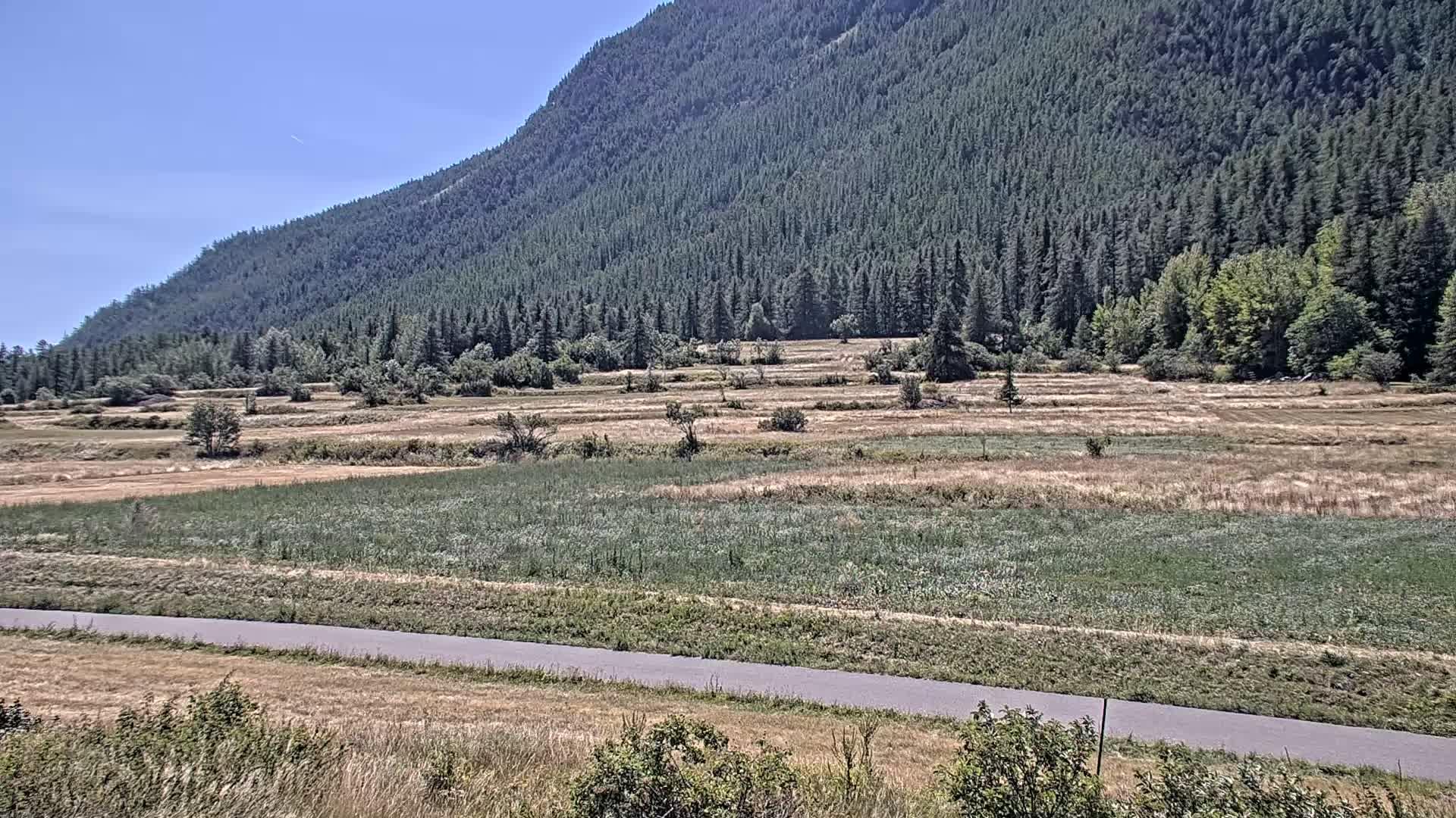 La salle les alpes serre chevalier webcam