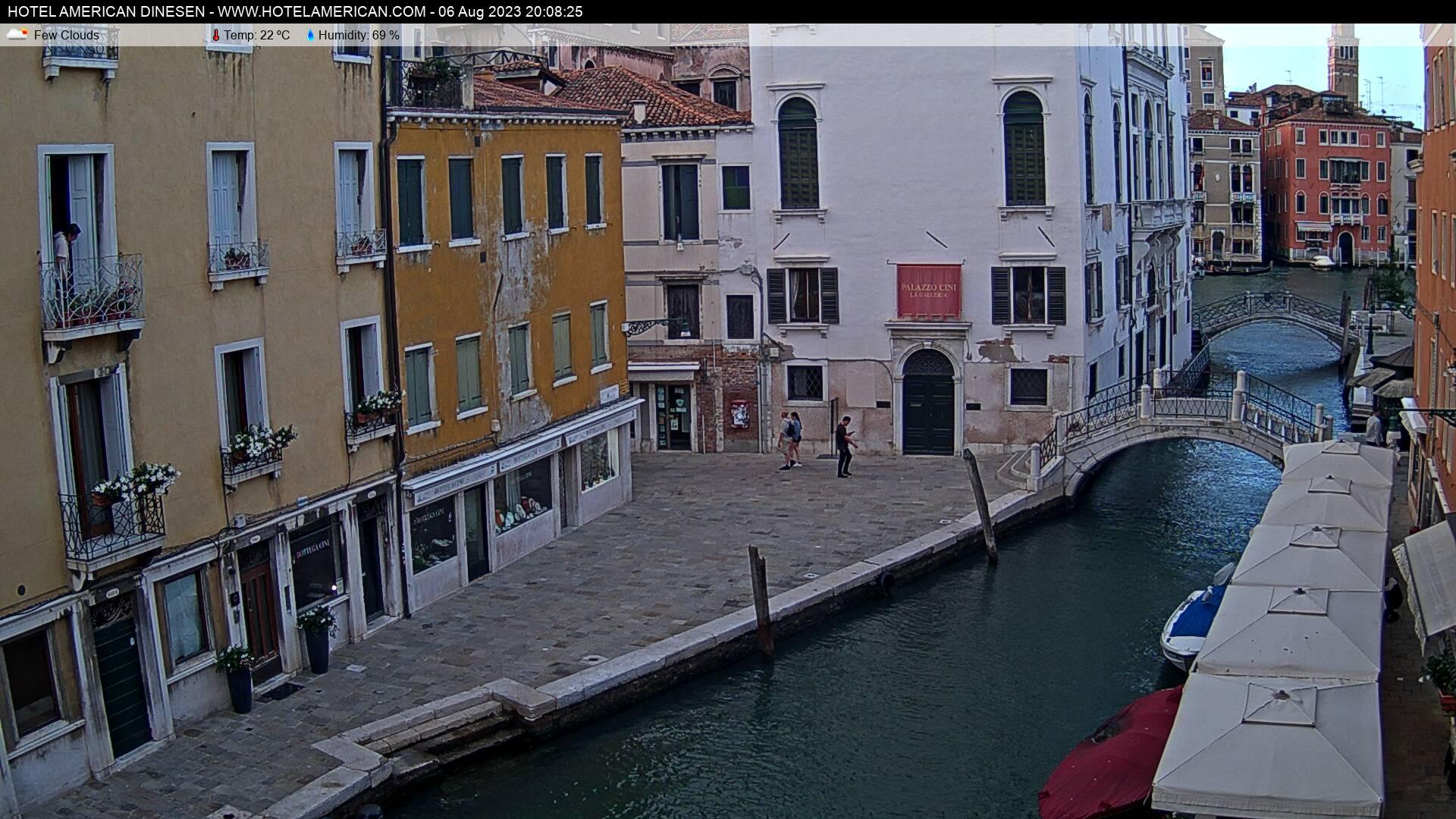webcam de venecia