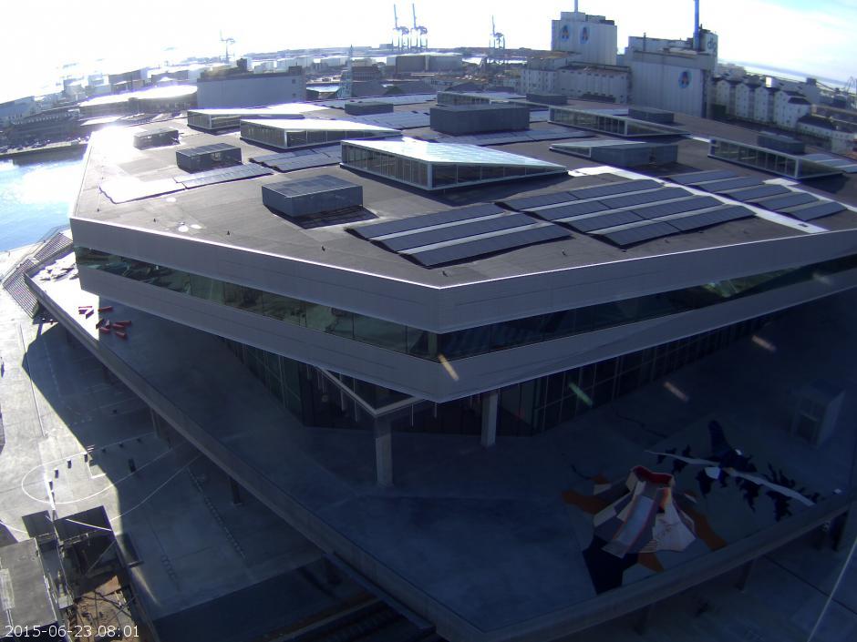 Aarhus Urban Mediaspace Aarhus Webcam Galore