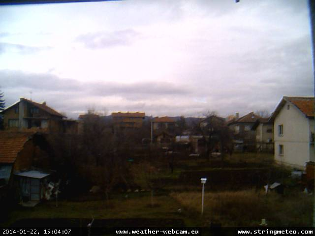 Webcam Novi Iskar City View