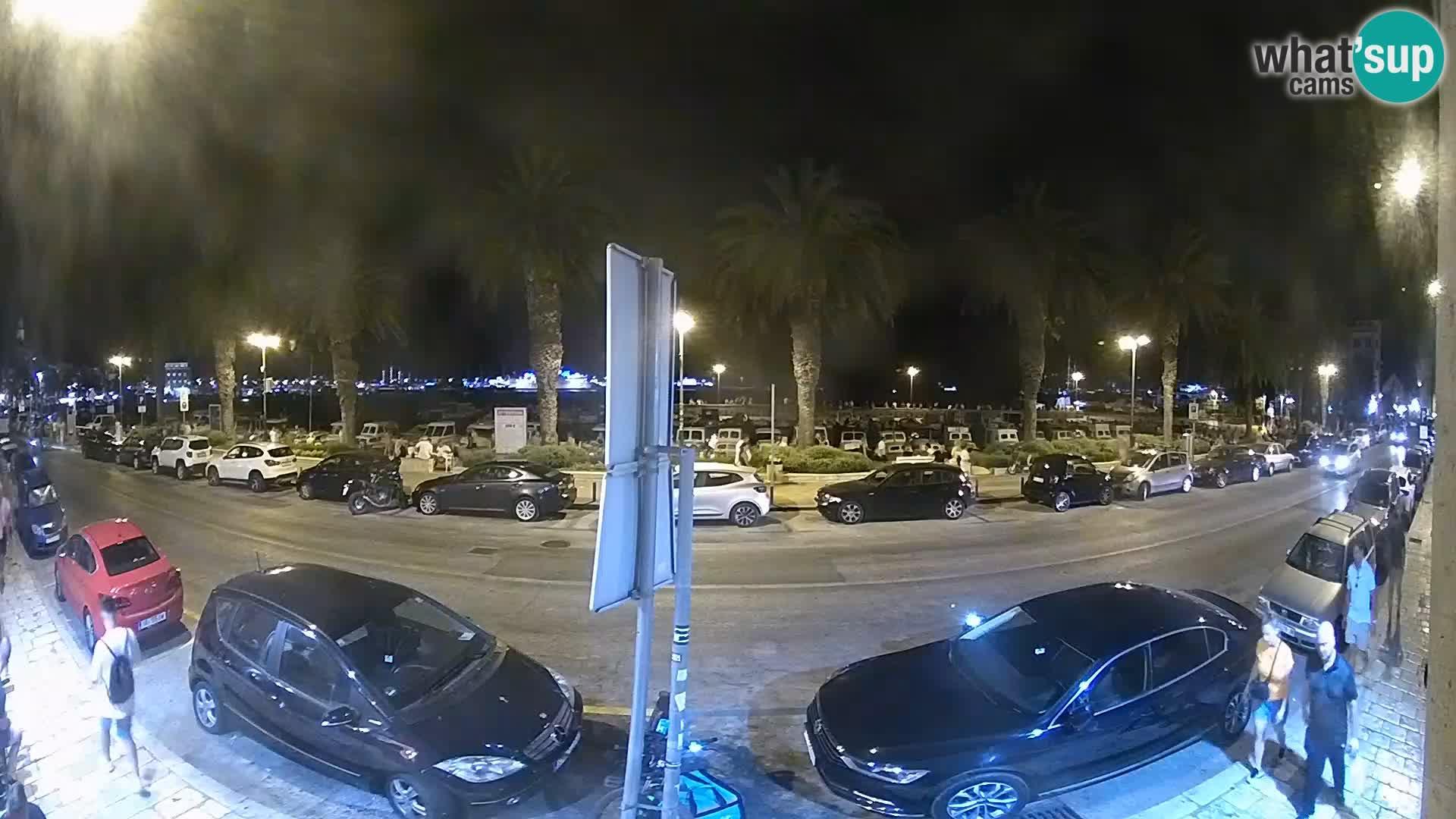 Webcam Split Hafen