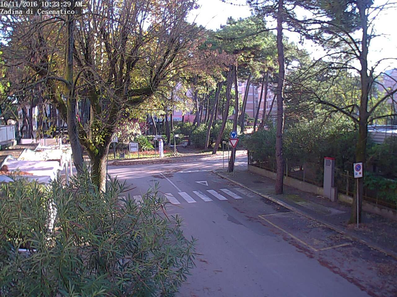 Zadina di cesenatico viale dei pini piazza kennedy - Cesenatico bagno milano ...
