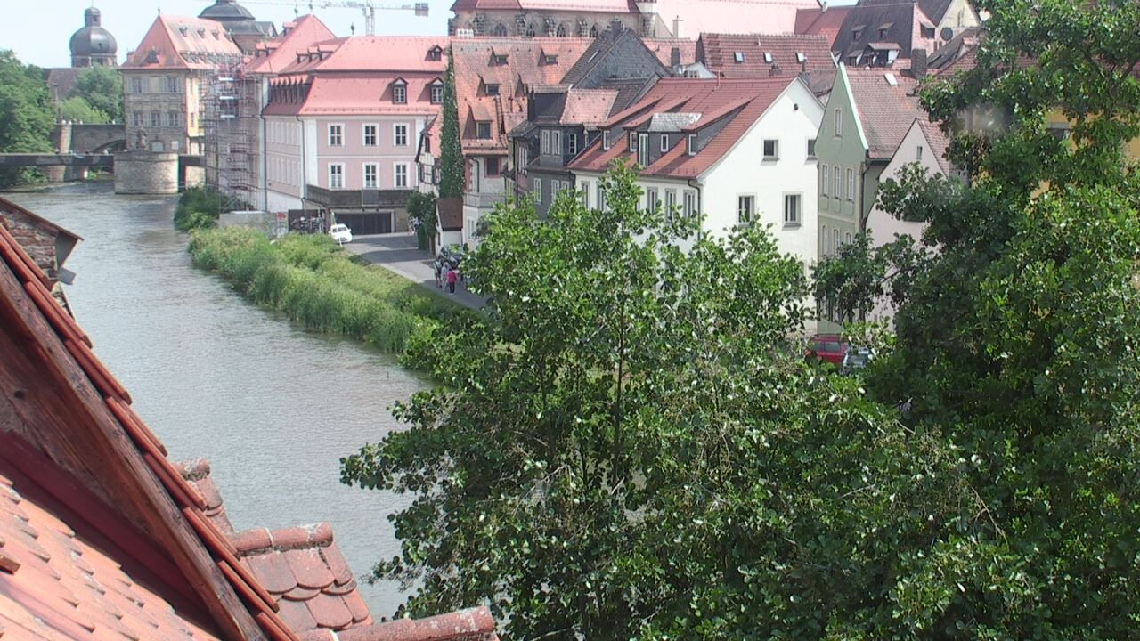 Webcam Bamberg Maxplatz