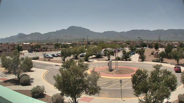Current Local Time in El Paso, Texas, United States