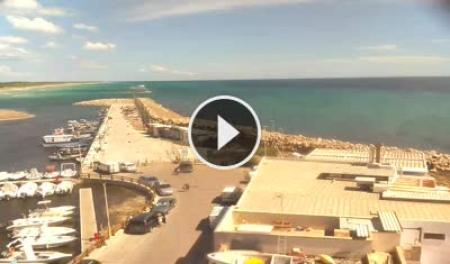 Webcam Torre San Giovanni - Skyline Webcams