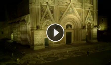 Webcam Orvieto, Duomo - Skyline Webcams