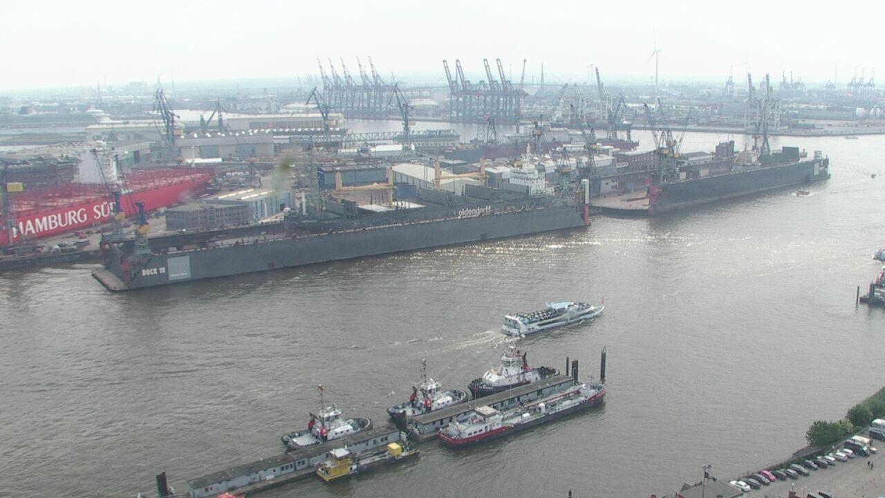 Hamburg Webcam