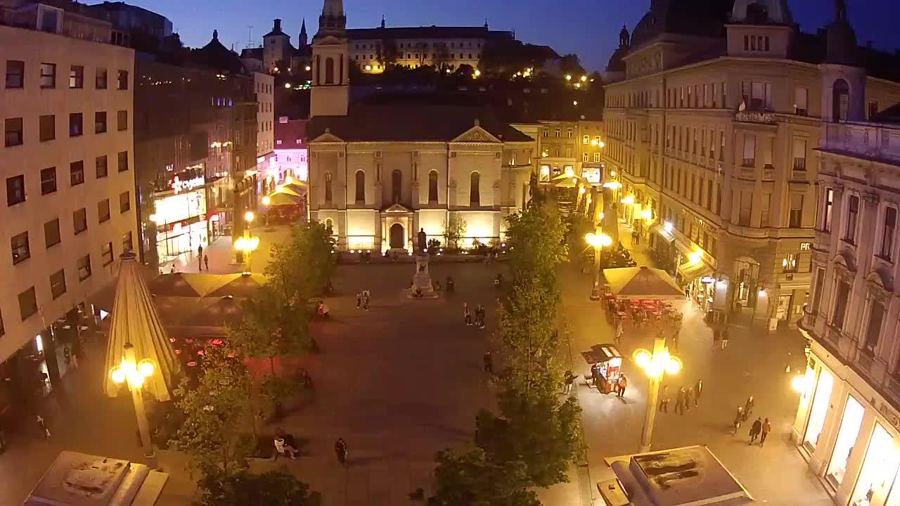 Webcam Zagreb Cvjetni Trg