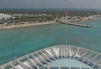 Webcam Carnival Elation View From The Bridge