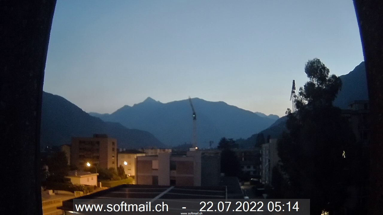 Webcam Bellinzona 105