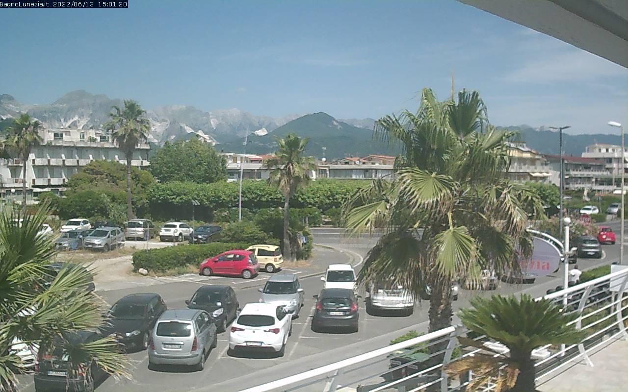 Live Webcam Marina Di Carrara Bagno Lunezia