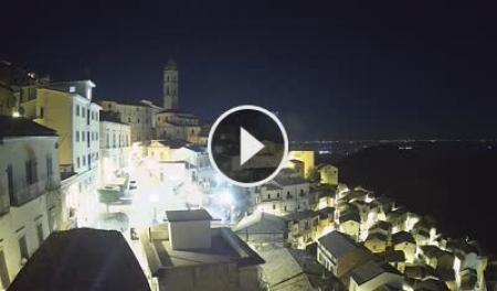 Webcam Sant´Agata di Puglia - Skyline Webcams