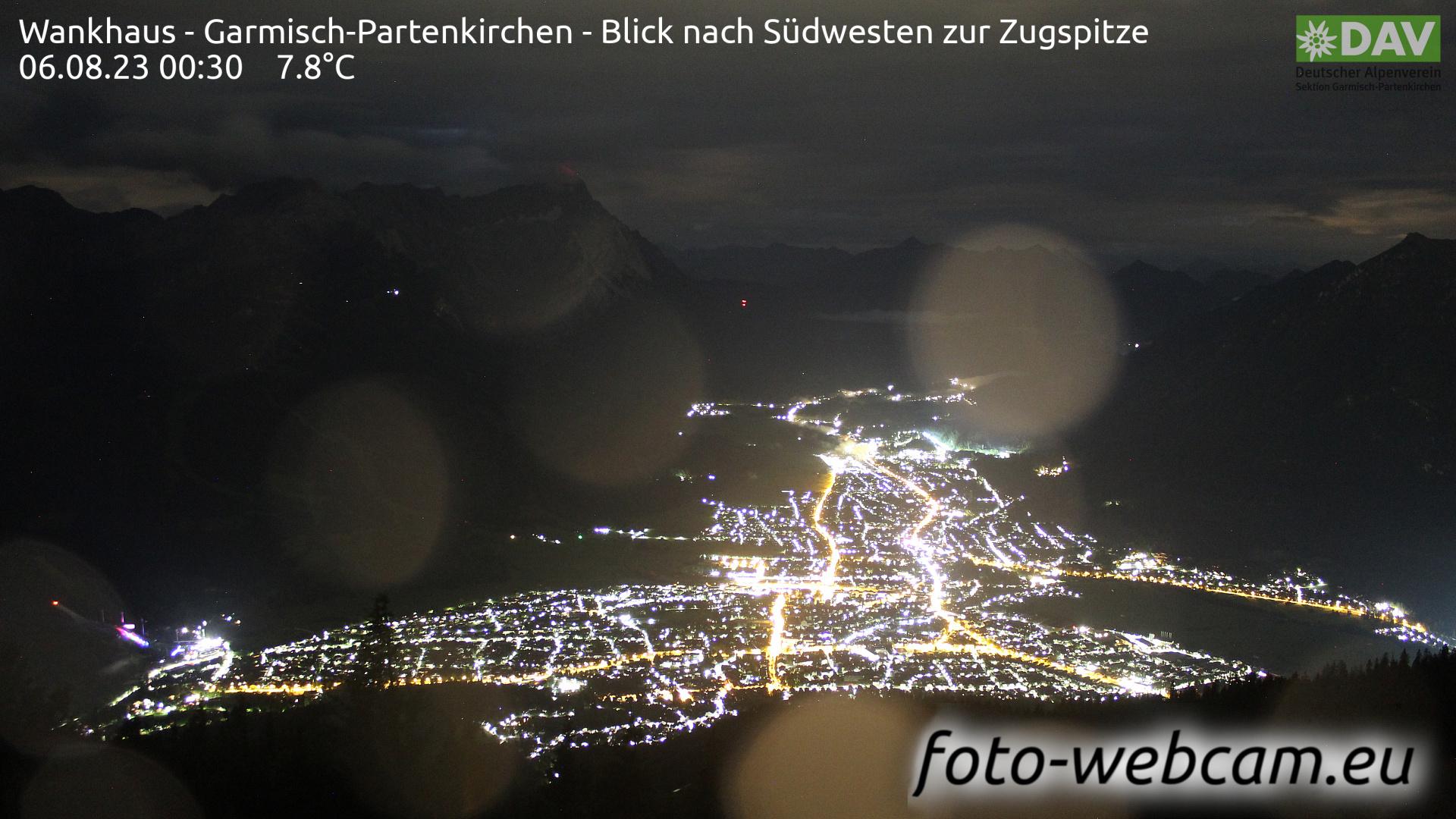 Garmisch Partenkirchen Webcam