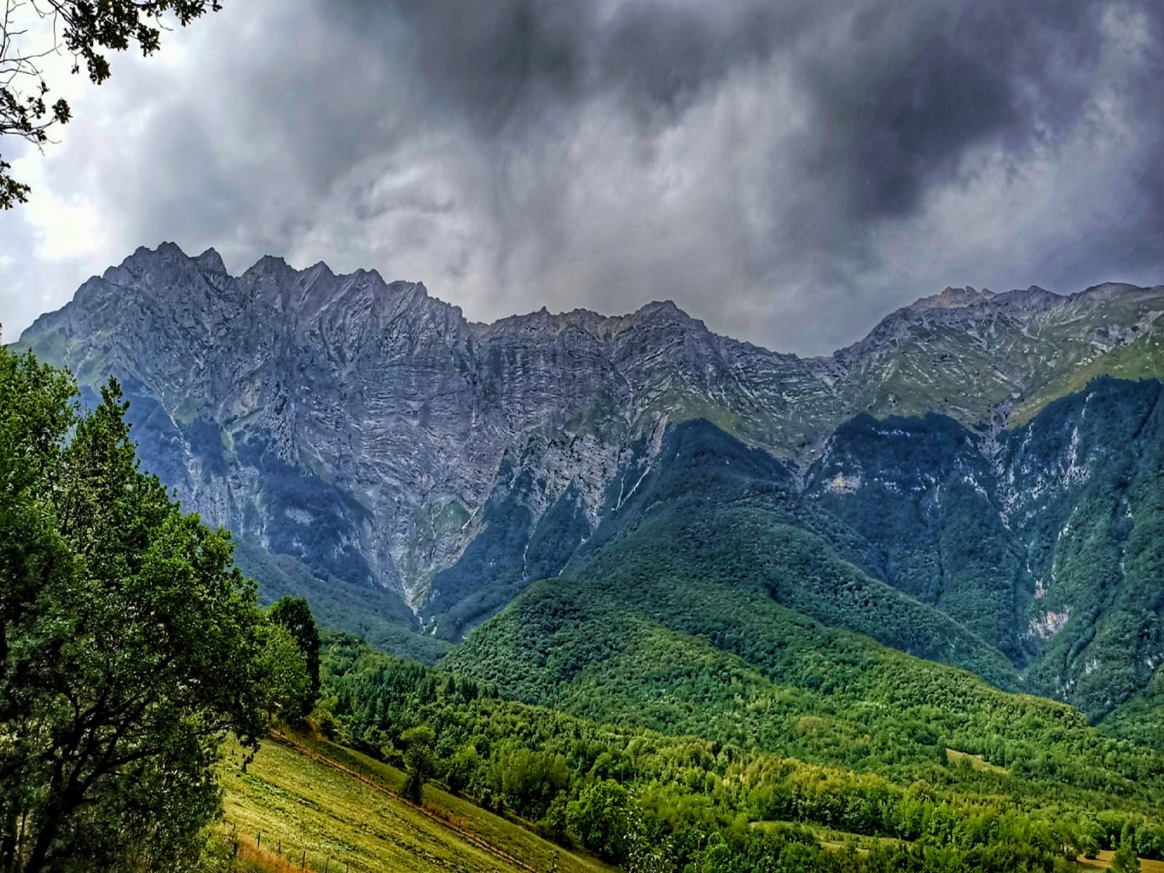 Montagna del Gran Sasso |