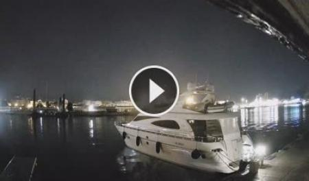 Webcam Palermo, Porto - Albaria Club